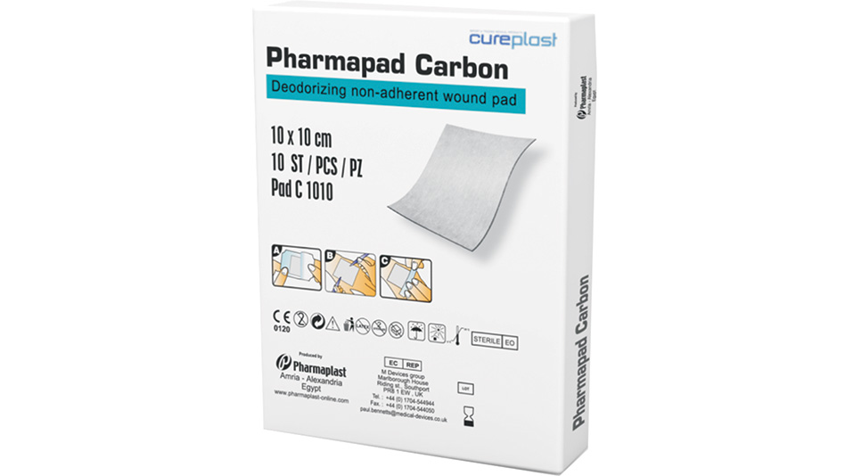 Pharmapad Carbon